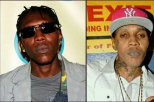 Reggae artist Vybz Kartel lightened skin