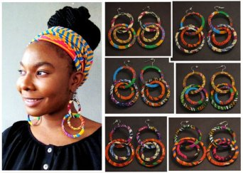 UMOJA Unity Earrings $16.00