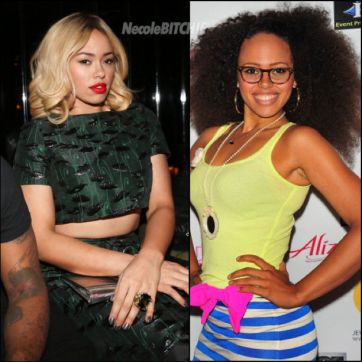 Elle-Varner-from-black-to-blonde