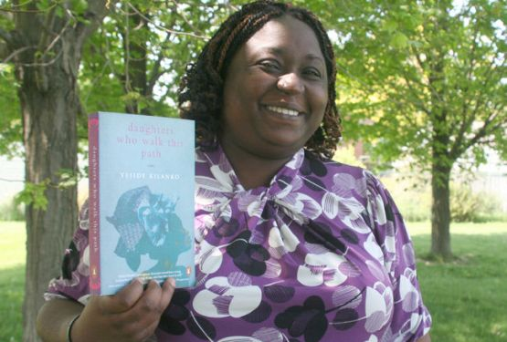 Author Yejide Kilanko