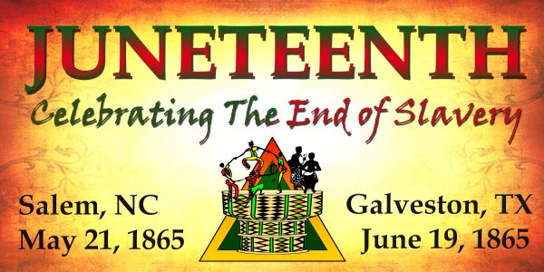 Juneteenth Banner Image